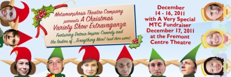 MTC's Christmas Variety Show Extravaganza