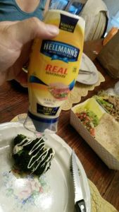 Best Foods/Hellmans Squeeze