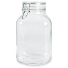5.0L Common Canning Jar - Glass