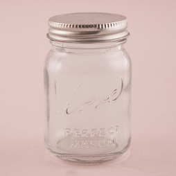"2"" 51mm mini decorative mason jar"