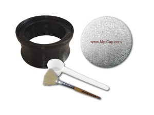 My-Cap.com foil kit for Nespresso Vertuoline