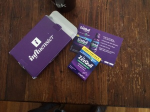 Unboxing the ZzzQuil