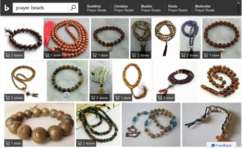 Bing Search - prayer beads